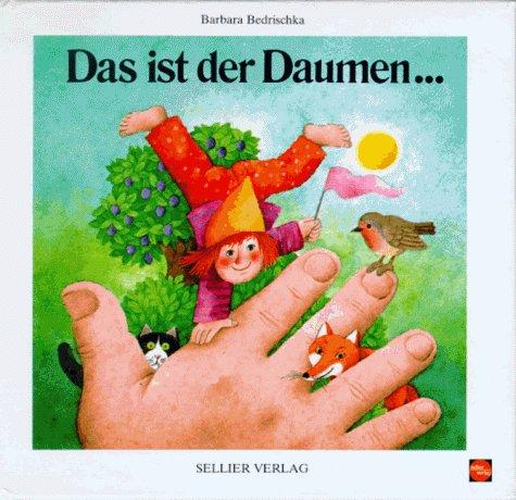 9783822110669: Das ist der Daumen. Fingerverse