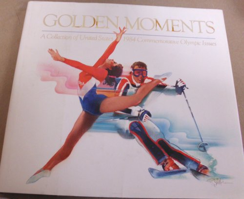 Golden Moments: A Collection of United States 1984 Commemorative Olympic Issues