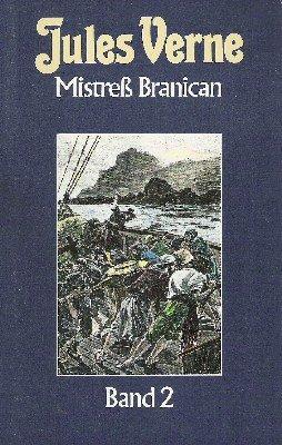 Mistreß Branican,Band 2, Collection Verne Band 61: Verne Jules