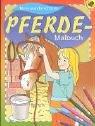 9783822714560: Mein wundersch�nes Pferde-Malbuch