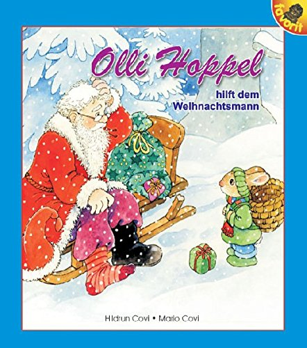 9783822760154: Olli Hoppel hilft dem Weihnachtsmann.