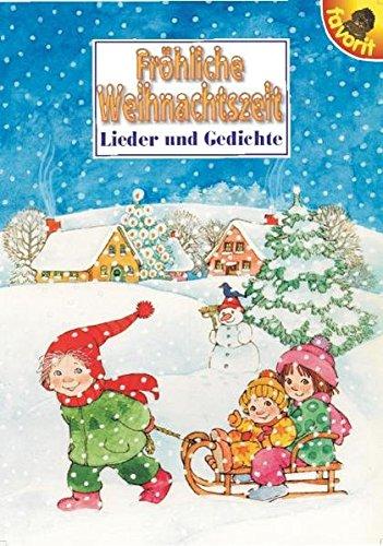 9783822760512: Fröhliche Weihnachtszeit. Lieder und Gedichte