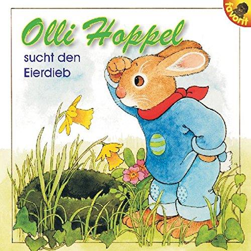 9783822770825: Olli Hoppel sucht den Eierdieb