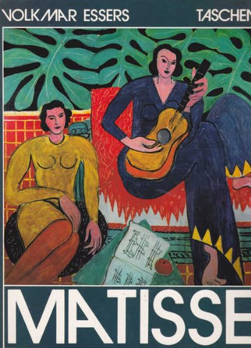 9783822800423: Henri Matisse, 1869-1954: Master of Colour