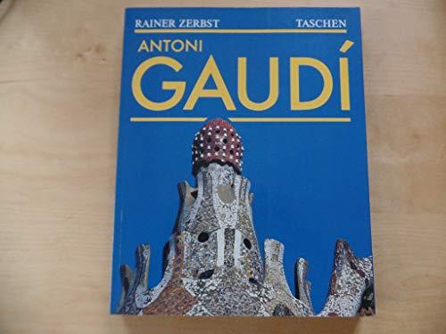 9783822800676: Antonio Gaudi 1852 - 1926. Antonio Gaudi i Cornet - ein Leben in der Architektur