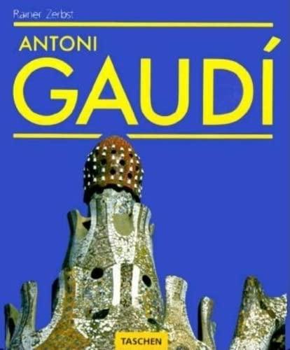 9783822800744: Antoni Gaudi (Big Series : Architecture and Design)