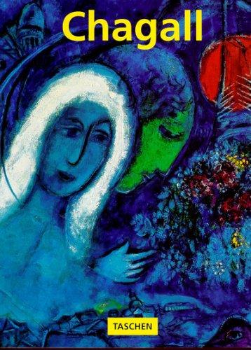 9783822801567: Marc Chagall, französ. Ausgabe