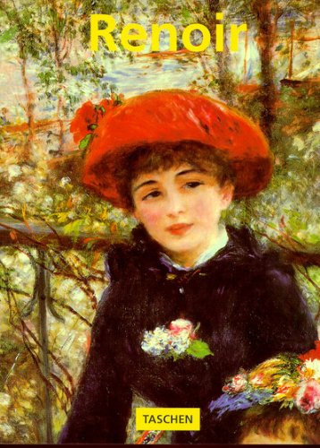 9783822801666: PIERRE-AUGUSTE RENOIR 1841-1919. Un rêve d'harmonie
