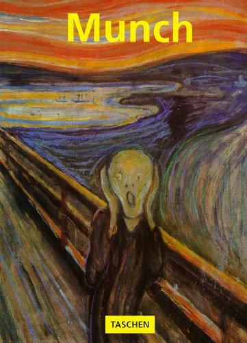 9783822801703: Edvard Munch, 1863-1944