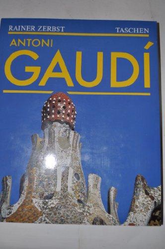 9783822802168: Antoni Gaudi [SPANISH EDITION]