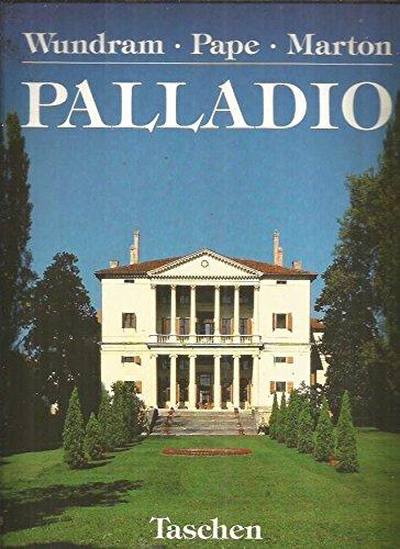 Palladio - Serie Mayor - (Italian Edition): Benedikt Taschen Verlag
