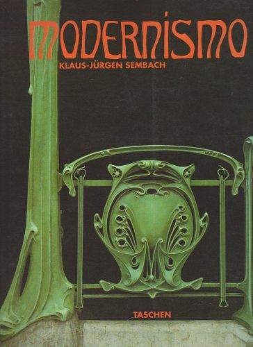 9783822802373: Modernismo