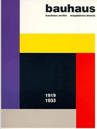 Bauhaus 1919-1933: Magdalena Droste,Bauhaus Archiv