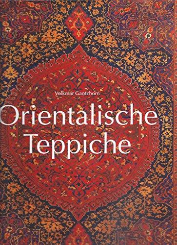 Orientalische Teppiche. eine Darstellung der ikonographischen und ikonologischen Entwicklung von ...