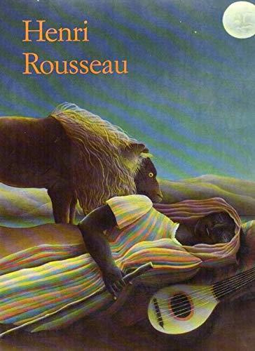 9783822804186: Henri Rousseau