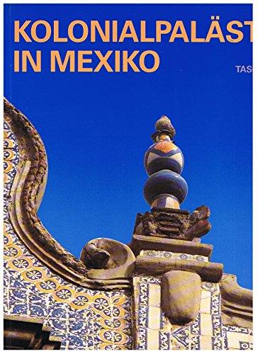 9783822804216: Spanische Kolonialpaläste in Mexiko.