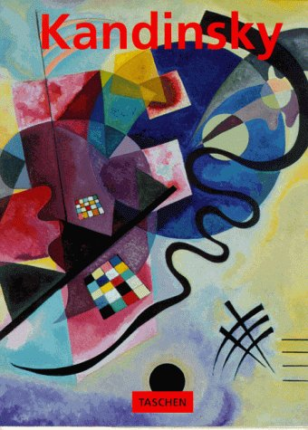 9783822804353: Wassily Kandinsky 1866 - 1944. Revolution der Malerei