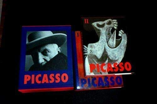 Picasso I and II (Taschen jumbo series): C P Warncke