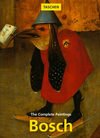 9783822805633: Bosch: The Complete Paintings (Basic Art)