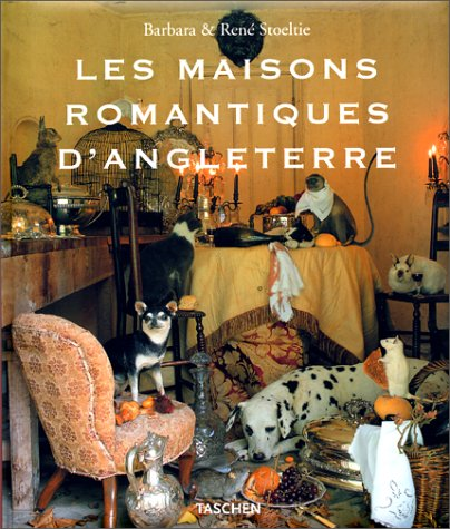 9783822807934: Country Houses of England: Landhauser in England = Les Maisons Romantiques D'Angleterre