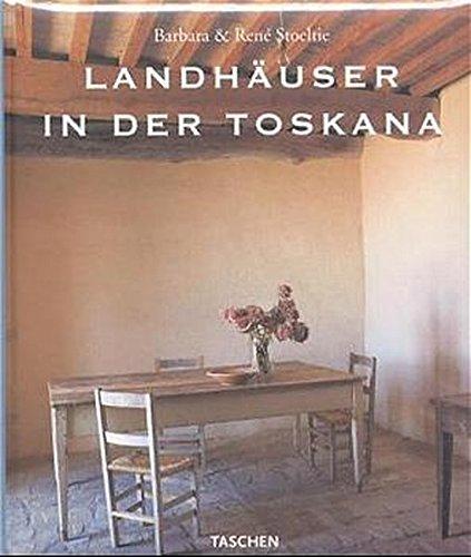 9783822808177: Landhäuser in der Toskana.