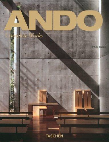9783822809303: Ando: Complete Works (Jumbo)