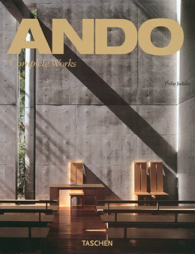 9783822809303: Ando Complete Works