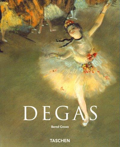 9783822811351: Degas