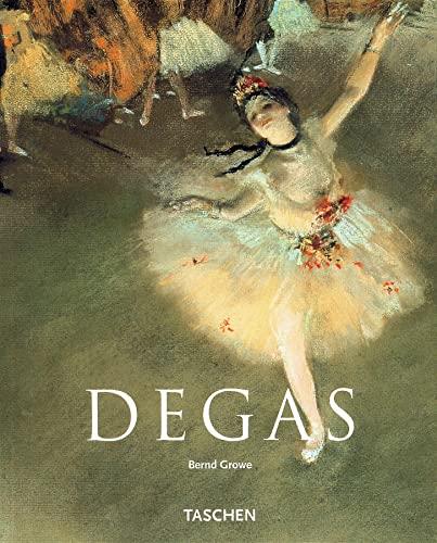 9783822811368: Degas: 1834-1917 (Art albums)