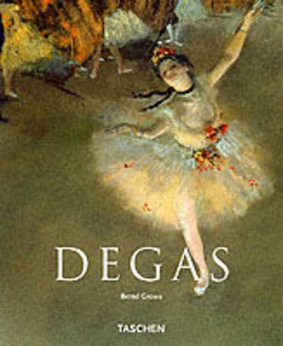 9783822811368: Degas (Basic Art)
