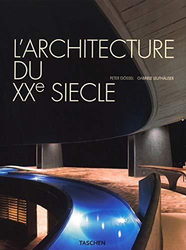 9783822811634: Architecture du XX.siècle
