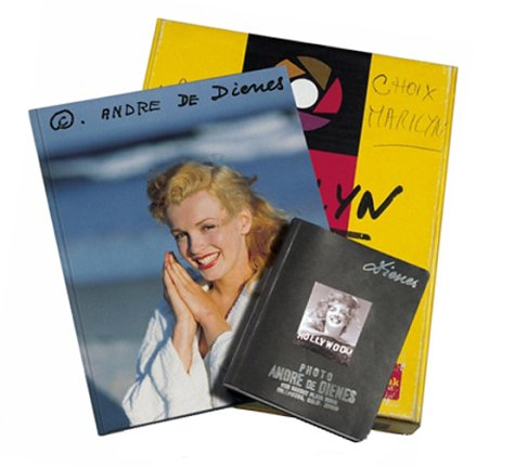 Marilyn.: Andre de Dienes.