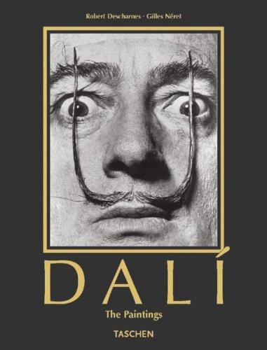 salvador dal 1904 1989 la obra pictrica descharnes robert - Salvador Dali Lebenslauf