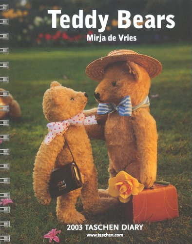 9783822812471: Teddy Bears Diary 2003