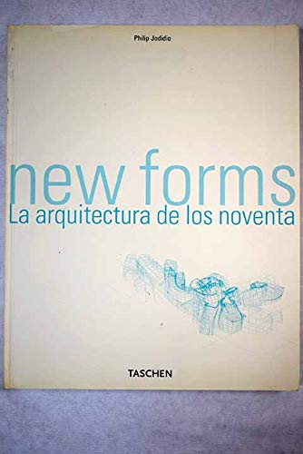 9783822812761: New Forms - La Arquitectura de Los 90 (Spanish Edition)