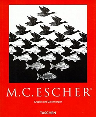 9783822813072: M. C. Escher. Graphik und Zeichnungen.
