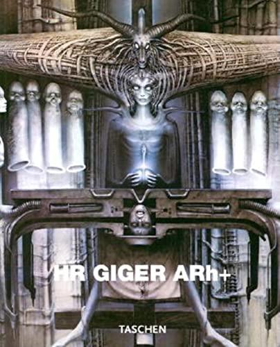 HR Giger Arh+: Basic Art Album