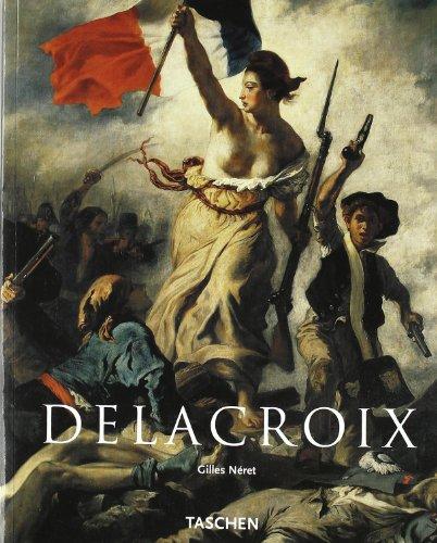 9783822813942: Delacroix