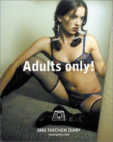 Kalender, Adults Only!, Diary (Taschen diaries) [Tageskalender]: Unbekannt