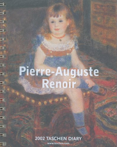 9783822814086: Renoir (2002 TASCHEN Diary)