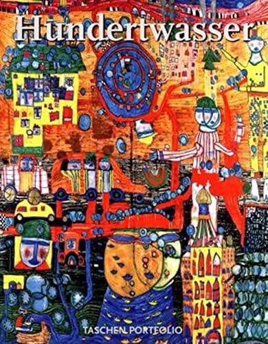 9783822814253: Hundertwasser (Portfolio (Taschen))