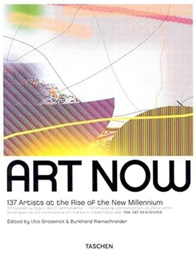 9783822814444: Art Now! 1