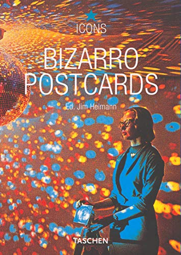 9783822814970: Bizzaro Postcard