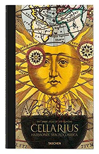 9783822815588: Andreas Cellarius. Harmonia Macrocosmica. Ediz. italiana, spagnola e portoghese (Extra large)