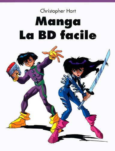 Manga: la BD facile (3822815829) by Christopher Hart
