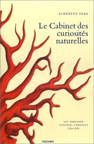 9783822816011: Le Cabinet des curiosités naturelles d'Albertus Seba
