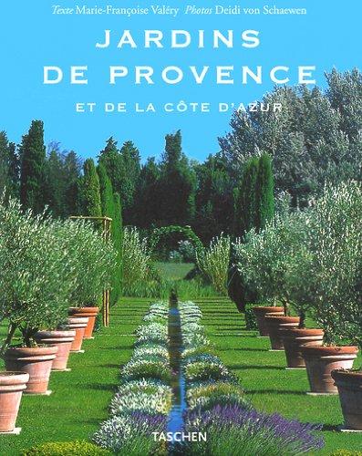 9783822816103: Jardins de Provence Et de la Cote D'Azur (English and French Edition)