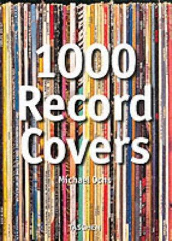 9783822816233: 1000 Record Covers (Klotz)