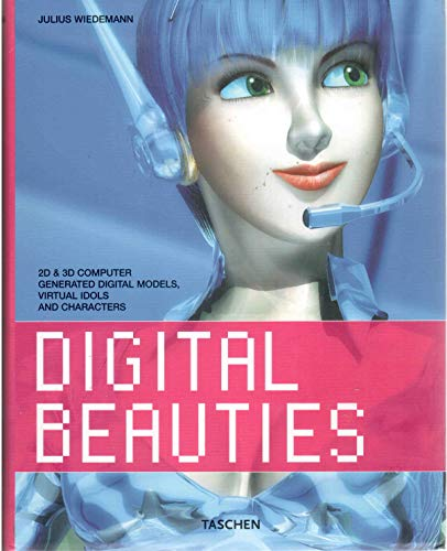 Digital Beauties: 2D & 3D computer generated digital models, virtual idols and characters