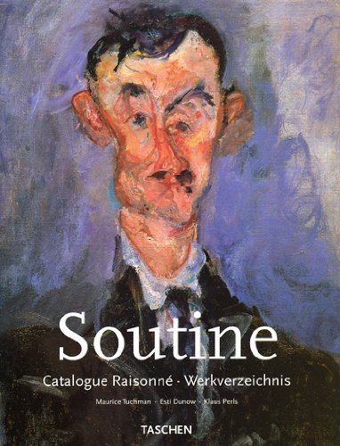 9783822816295: Chaim Soutine (1893-1943): Catalogue Raisonne